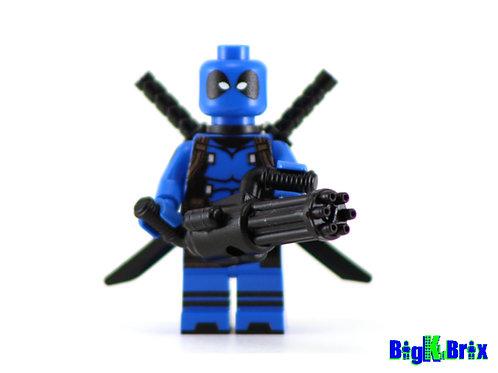 DEADPOOL FOOLKILLER Custom Printed & Inspired Lego Marvel Minifigure!