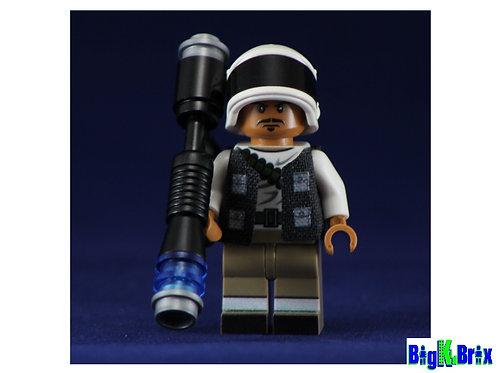 REBEL VANGUARD Custom Printed & inspired Star Wars Lego Minifigure