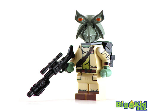 PENDEWQELL Ishi Tib Custom Printed Lego Minifigure! Star Wars