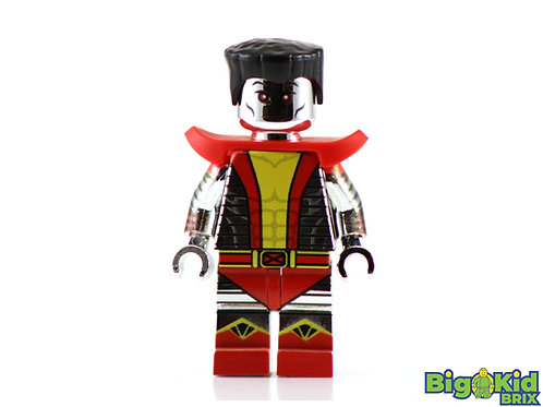 COLOSSUS CHROME Custom Printed on Lego Minifigure! Marvel