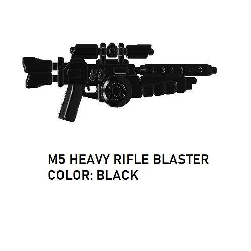 M5 HEAVY BLASTER RIFLE Custom for Lego Minifigure! Star Wars