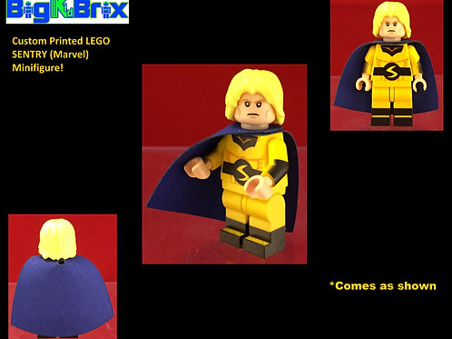 Sentry Marvel Custom Printed Minifigure