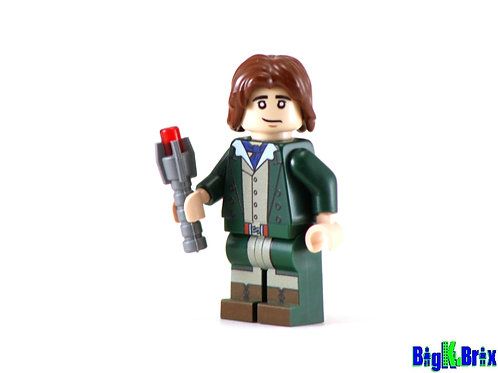 DOCTOR WHO #8 Custom Printed on Lego Minifigure! Dr. Who