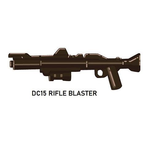 DC15 Custom Rifle Blaster for Lego Star Wars Minifigures Minifigs
