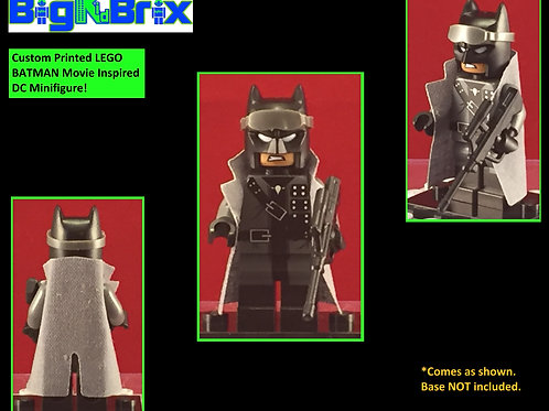 BATMAN Movie Dream DC Custom Printed Lego Minifigure