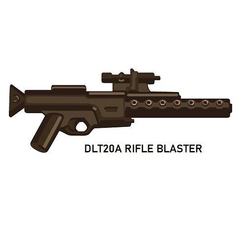 DLT-20A Custom Assault Rifle Blaster for Lego Minifigures Minifigs