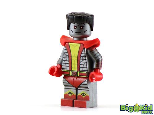 COLOSSUS Flat Silver Custom Printed on Lego Minifigure! Marvel