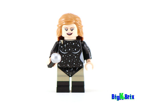 TAYLOR SWIFT Custom Printed & Inspired Lego Musician Minifigure!