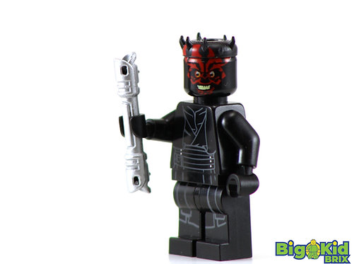 METALLIC SILVER Hilt #JTG Custom for Lego Minifigures!