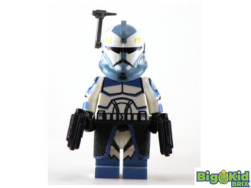 COMMANDER WOLFFE Custom Printed on Lego Minifigure! Star Wars