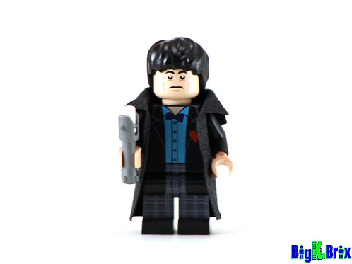 DOCTOR WHO #2 Custom Printed on Lego Minifigure! Dr. Who