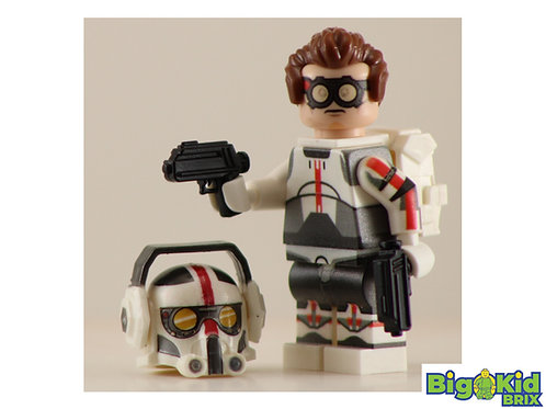 TECH Bad Batch Custom Printed on Lego Minifigure! Star Wars