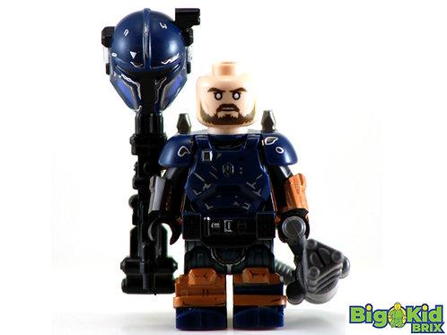 PAZ VIZLA Custom Printed on Lego Minifigure! Star Wars Mandalorian