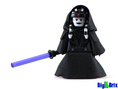 DARTH TRAYA Custom Printed on Lego Minifigure! Star Wars