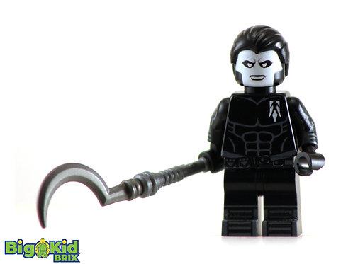 SHADOW MAN Custom Printed on Lego Minifigure! Valiant Comes/Video Game