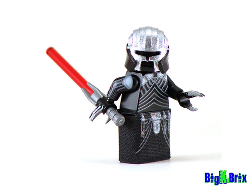 STARKILLER Custom Printed on Lego Minifigure! Star Wars