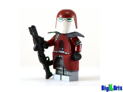 GALACTIC MARINE Custom Printed on Lego Minifigure! Star Wars