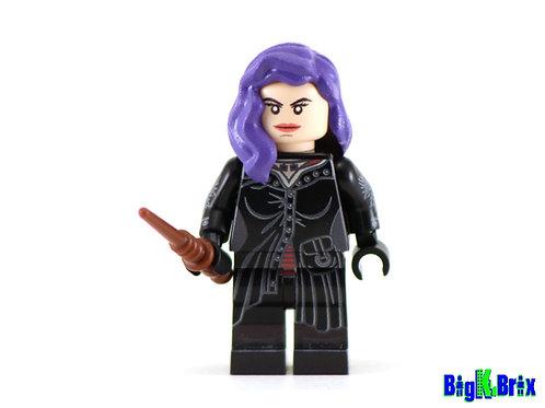 NYMPHADORA TONKS Custom Printed & Inspired Lego Harry Potter Minifigure!