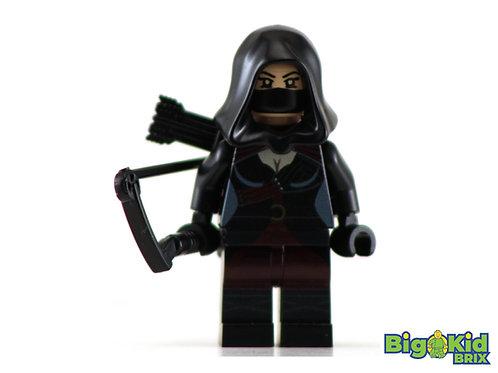 NYSSA AL GHUL Custom Printed Lego Minifigure! DC