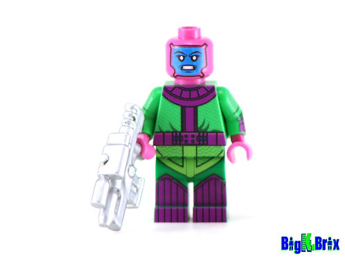 KANG Custom Printed on Lego Minifigure! Marvel