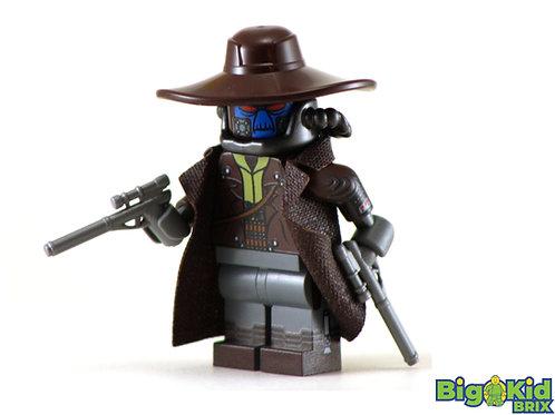 CAD BANE Custom Printed on Lego Minifigure! Star Wars