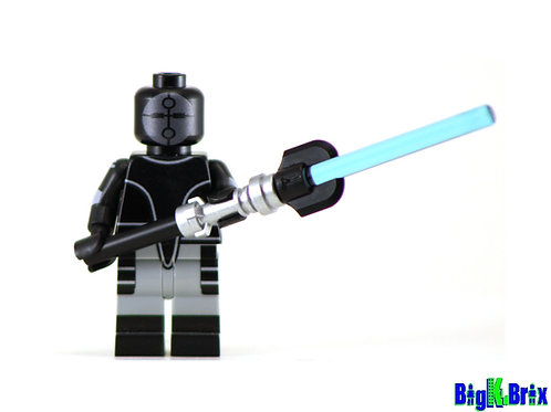 SITH ASSASSIN Custom Printed on Lego Minifigure! Star Wars