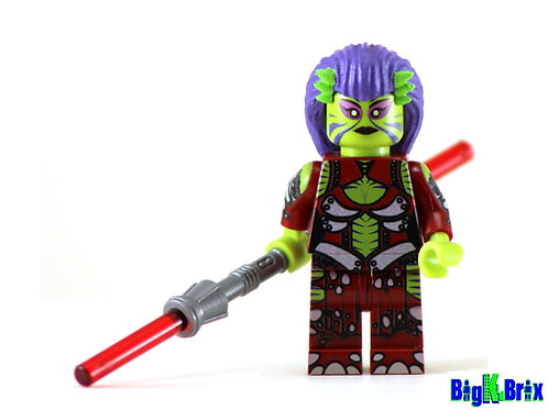 DARTH PHOBOS Custom Printed on Lego Minifigure! Star Wars