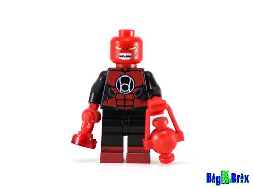 ATROCITUS Red Lantern Custom Printed on Lego Minifigure! DC