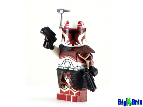 CAPTAIN KEELI Custom Printed on Lego Minifigure! Star Wars