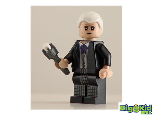 DOCTOR WHO #1 Custom Printed on Lego Minifigure! Dr. Who