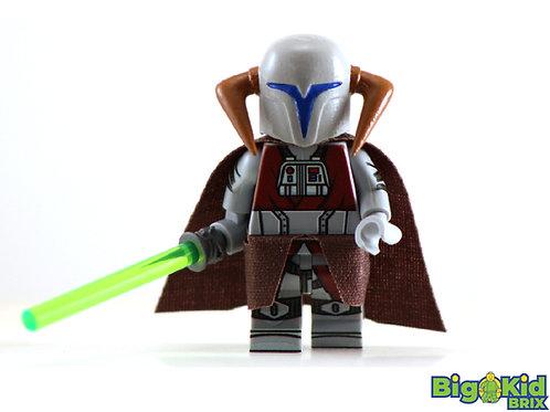 SAESEE TIIN ARMORED Custom Printed on Lego Minifigure! Star Wars