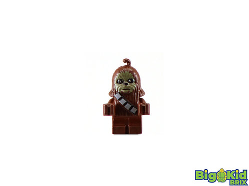 BABY CHEWY Wookiee Custom Printed on Lego Minifigure! Star Wars Chewbacca