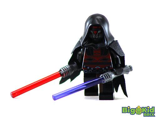 DARTH REVAN Custom Printed on Lego Minifigure! Star Wars