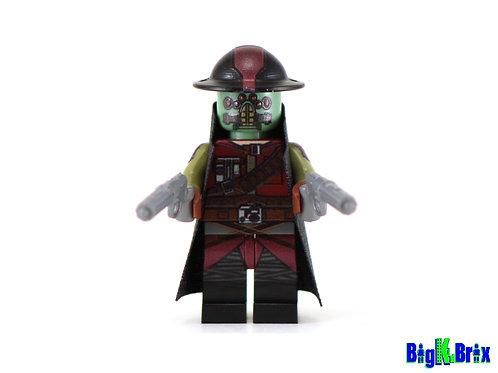GEDDHOHUK Custom Printed & Inspired Star Wars Lego Minifigure