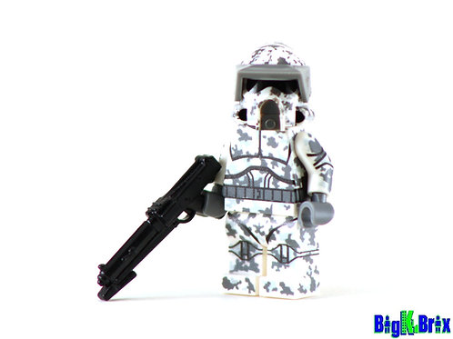 ARF TROOPER CAMO Custom Printed on Lego Minifigure! Star Wars