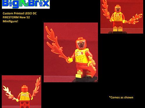 Firestorm New 52 DC Custom Printed Minifigure