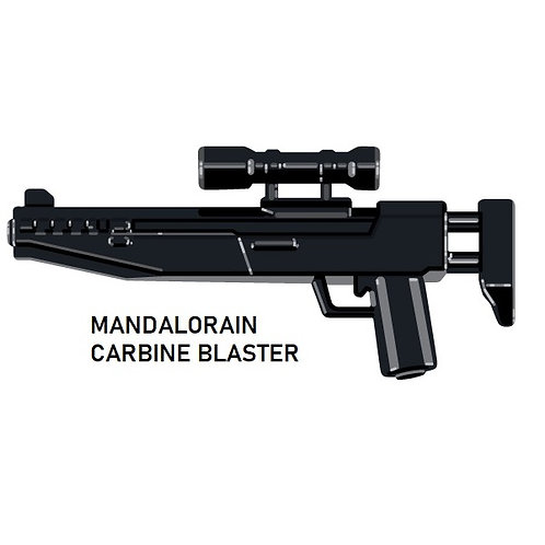 MANDALORIAN CARBINE BLASTER for Lego Star Wars Minfigures