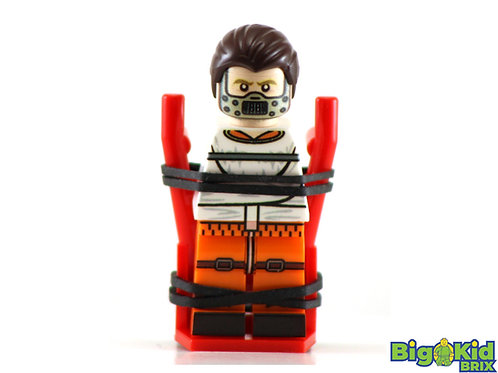 HANNIBAL LECTER Custom Printed Lego Minifigure! Horror