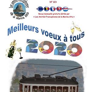 REVUE JANVIER 2020