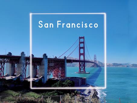 【in San Francisco】わたしが住んだ街を紹介します