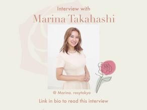 すべての女性をハーブの力でハッピーに!注目のフェムテックスタートアップrosy tokyo 高橋万里菜さんインタビュー!