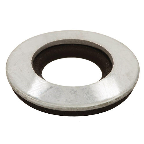 "1/4"" x 1-1/8 Bond Washer HDG"