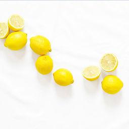 créponné au citron