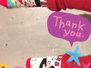 皆様ありがとうございます♡