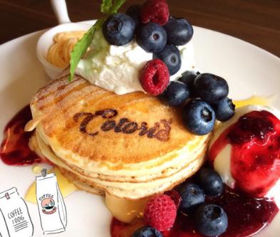 NEW季節のパンケーキ!!