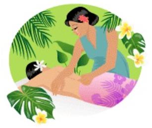 ハワイアンロミロミ