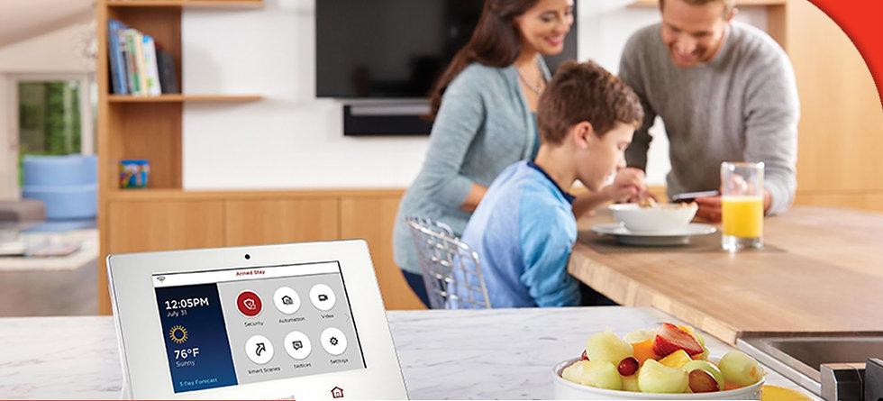 Honeywell Lyric Security and Smart Home