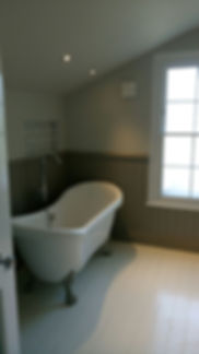Bathroom, Shower and Tap Upgrade Central Heating Hub
