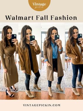 Walmart Fall Fashion Edit #2