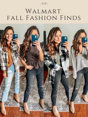 Walmart Fashion Fall Edit